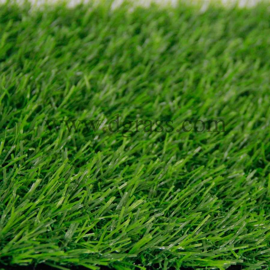หญ้าเทียมปูพื้น ใบยาว 2 cm. สีเขียวอ่อน  (DG08839)