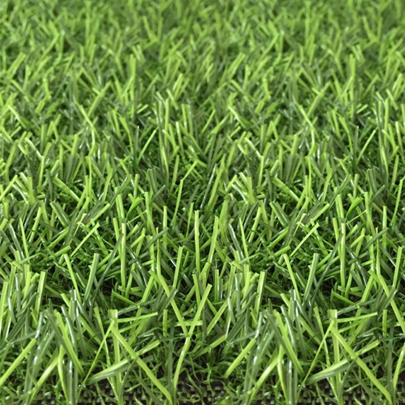 หญ้าเทียมปูพื้น ใบยาว 2 cm. 2Nสีเขียวล้วน