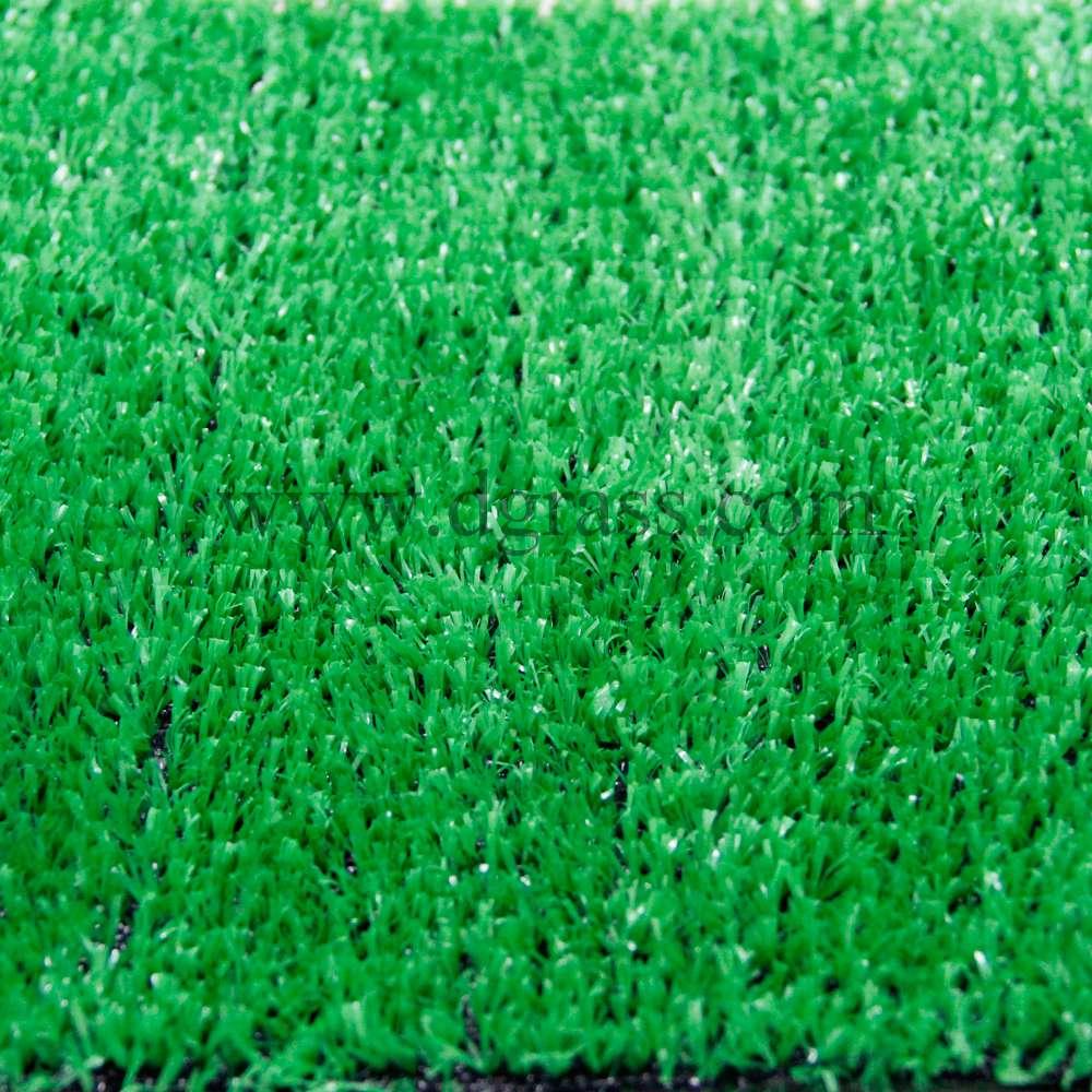 หญ้าเทียมปูพื้น ใบยาว 1 cm. สีเขียวอ่อน  (DG00001)