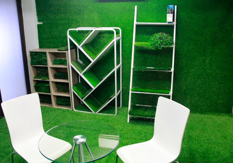 รูป Showroom หญ้าเทียม DGrass